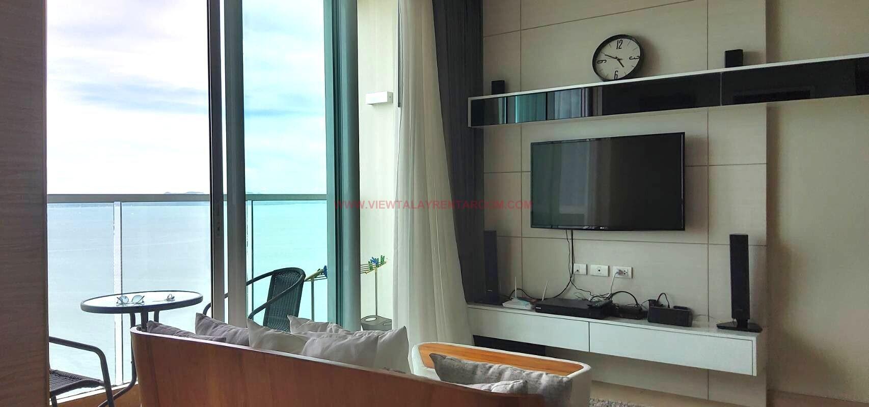 ID104 : Cetus Beachfront Condominium (ซีตัส บีชฟร้อนท์ พัทยา).